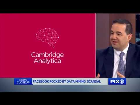 Facebook Rocked by Data Mining Scandal - PIX 11