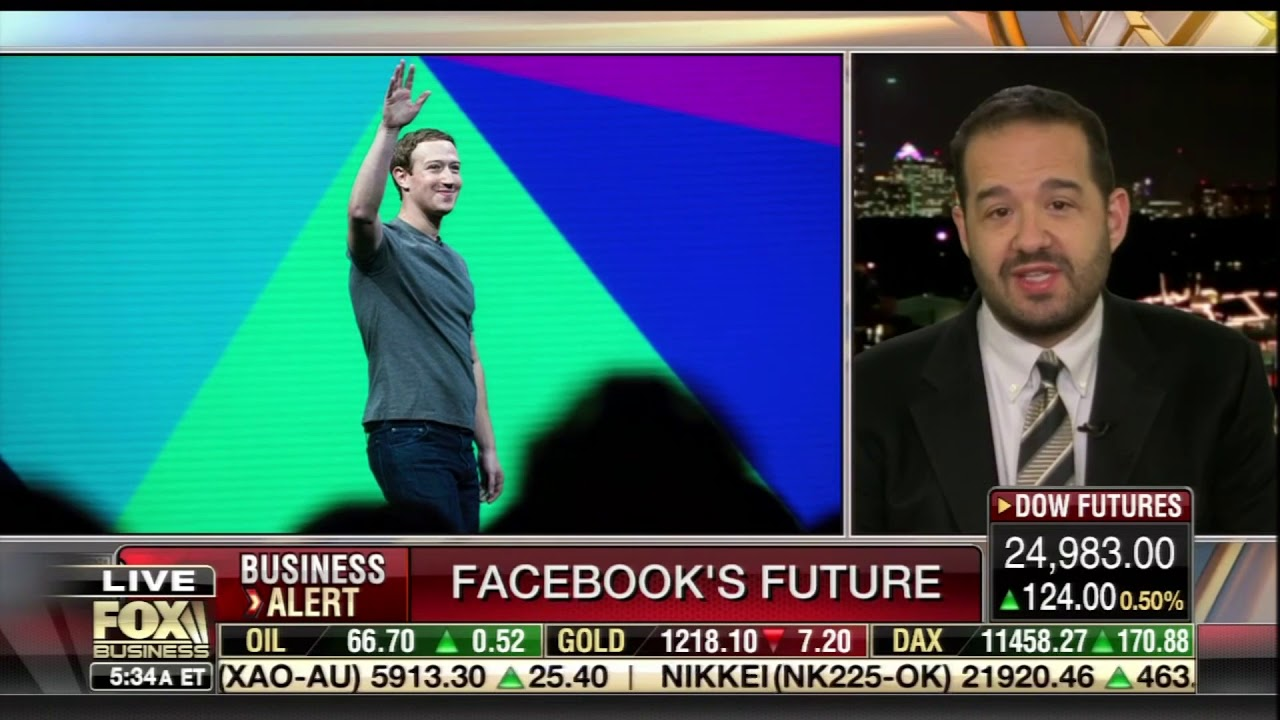 Live on Fox Business News: FitechGelb CEO discusses Facebook Privacy