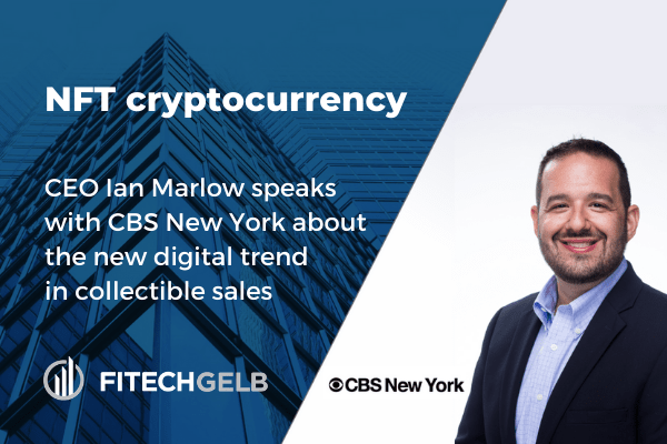 Ian Marlow speaks with CBS New York on NFT cryptocurrency as a new trend.