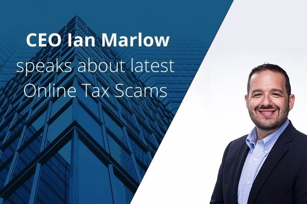 TIS The Season for Online Tax Scams